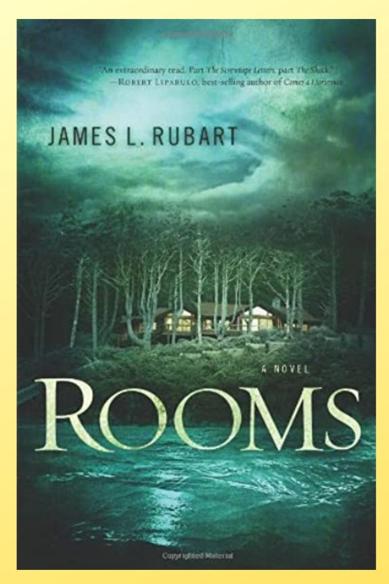 Book cover Rooms by James L Rubart