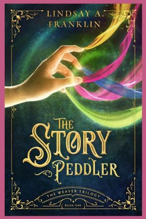 Book cover The Story Peddler by Lindsay A Franklin